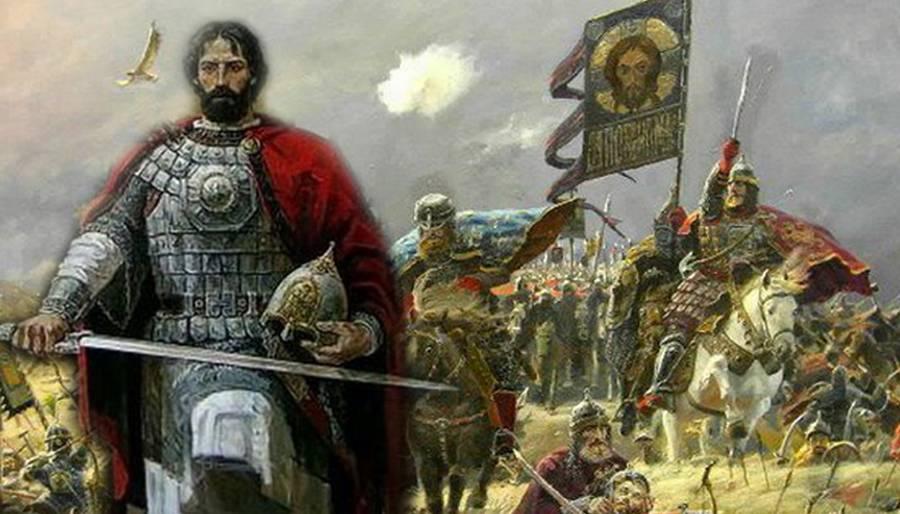Войска Куликовской битвы