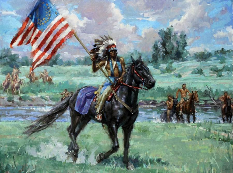 Первая крупная победа индейцев
