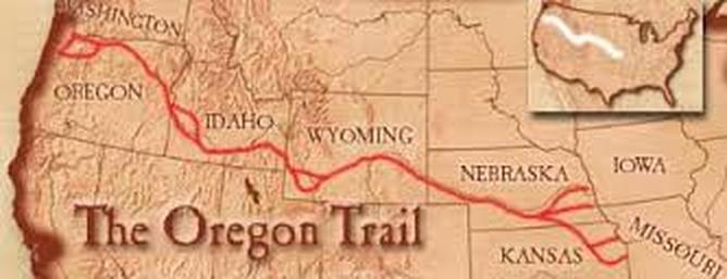 Орегонская тропа