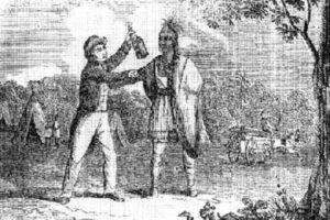 Индейцы и алкоголь