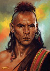 Индейские племена на территории Коннектикута