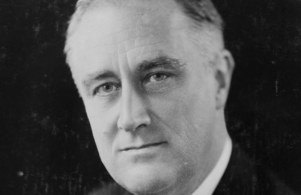 Рузвельт и новый курс