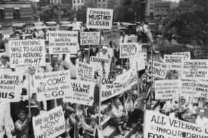 Конец великой Депрессии и начало Второй мировой войны