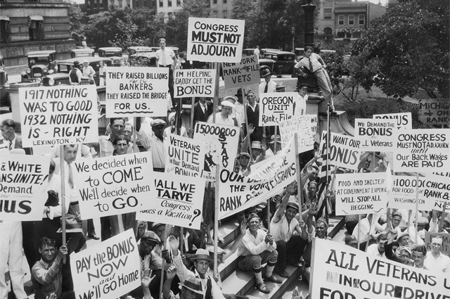 an analysis of the 1930s great depression