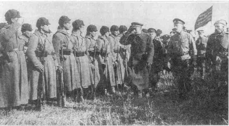 Корпус Чехославацких пленных