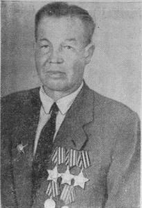 Андрей Николанвич Белкин