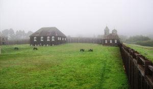 Английский форт
