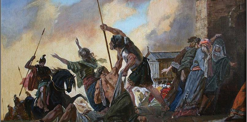 гонения христиан