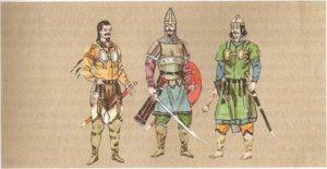 Кыпчакские племена