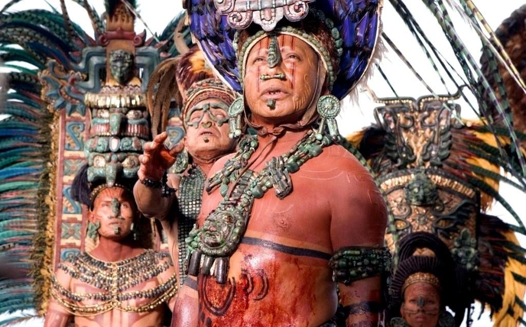 Мексиканские индейцы