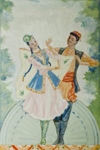 татарская пара