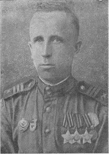 Павел Алексеевич Астраханцев