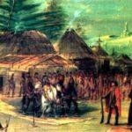 Первые английские колонии в Америке