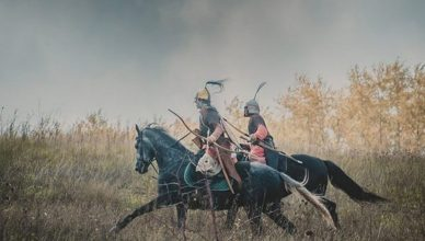 Рейд ордынцев на русское войско в 1377 году
