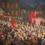 Революция в Москве 1917 года