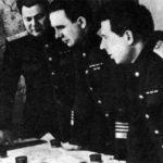 Балтийский флот под командованием Адмирала Трибуца