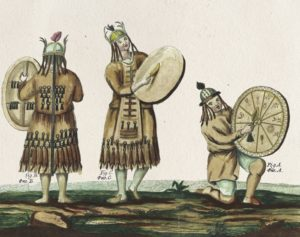татарские шаманы