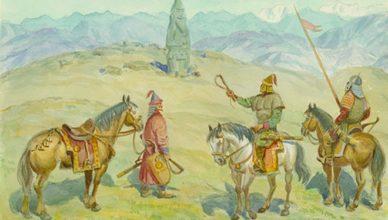 Тюрки кочевники