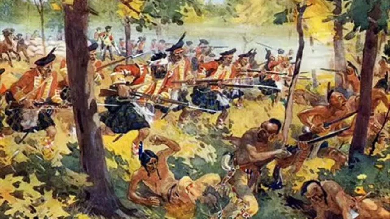 Восстание мексиканских индейцев