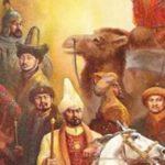 В годы правления Ырыс хана