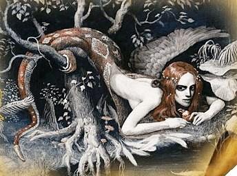 женщина - Змея