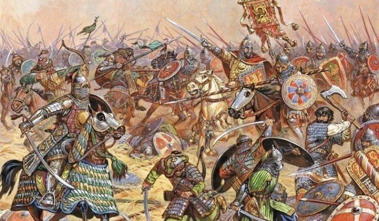 Роль Куликовской битвы в распаде Золотой Орды