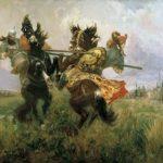 Ход Куликовской битвы