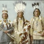 Вождь Индейцев Викторио