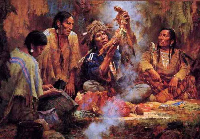Объединение индейцев