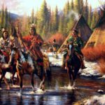 Воинственное племя Апачи