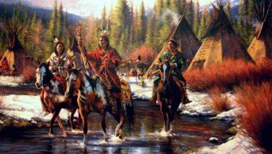 Индейцы Апачи