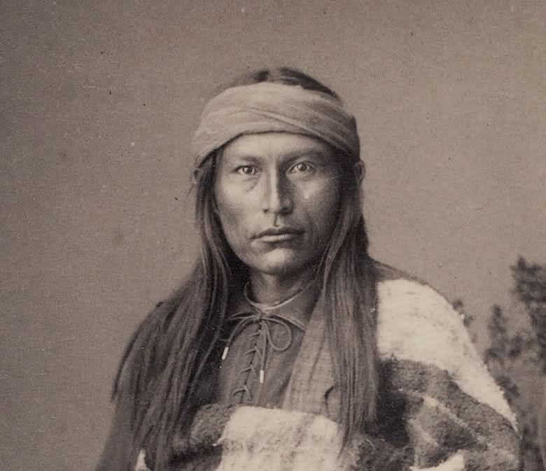 Вождь апачей Кочис