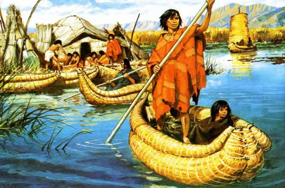 Переселение индейцев