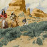 Генерал Джордж Армстронг Кастер против индейцев