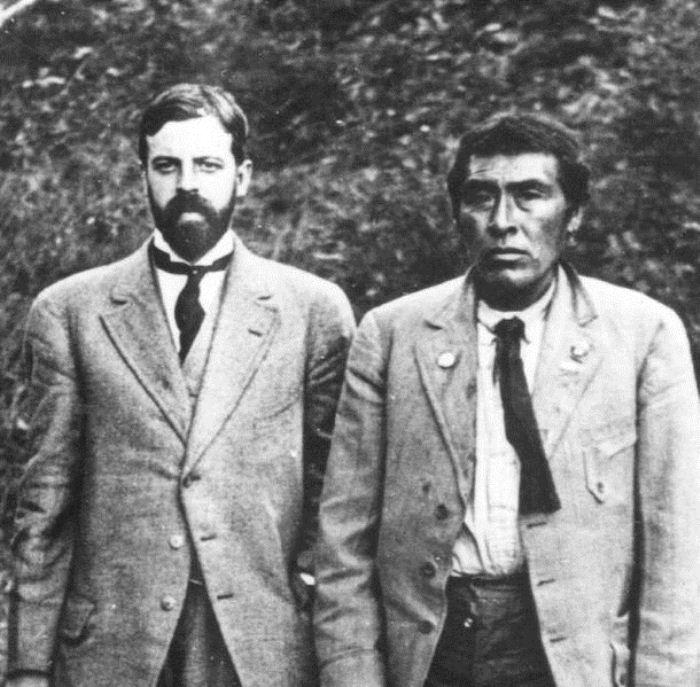 Иши и доктор Уотерман