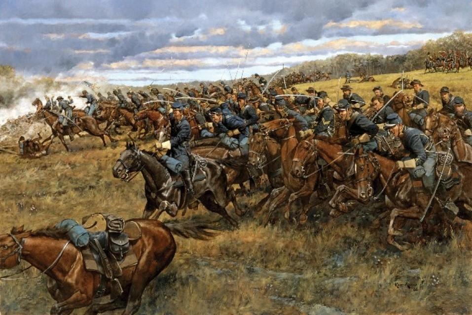 Американская кавалерия
