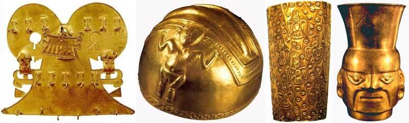 Золото племени Кимбайи