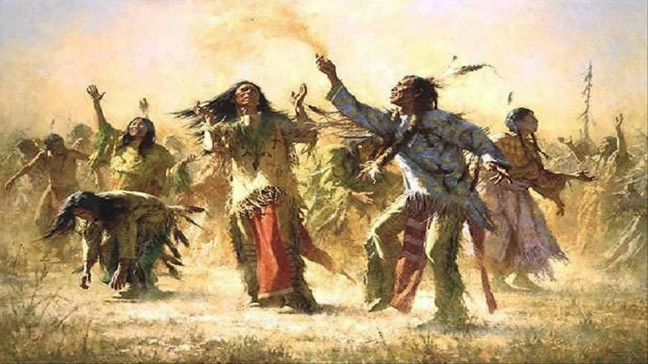 Танец духов