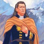 Вождь индейцев - Тупак Амару II