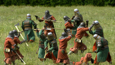 Битва на Кондурче 18 июня 1391 года