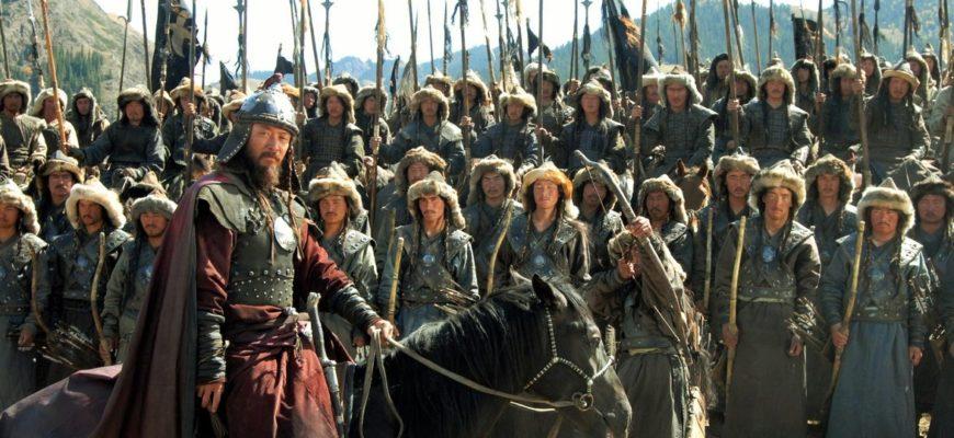 Тохтамыш хан собирает союзников для предстоящей войны