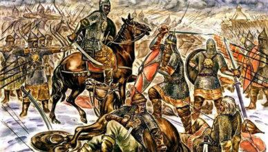 Разорительные походы Тамерлана в Поволжье