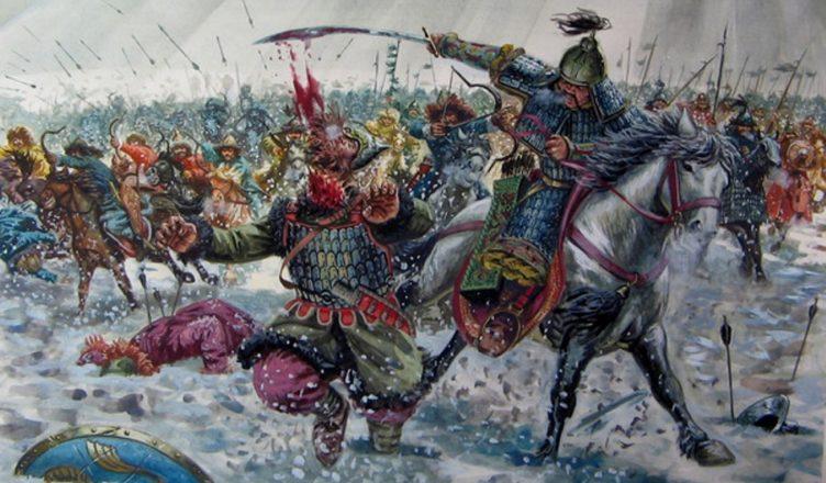 "Тамерлан: ""Грязевая Битва"" 1365 года"