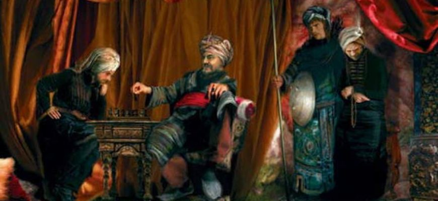 Эмир Хусаин - последний соперник Тамерлана