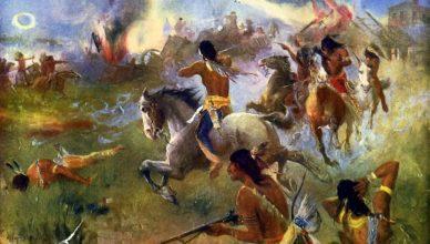Восстание индейцев