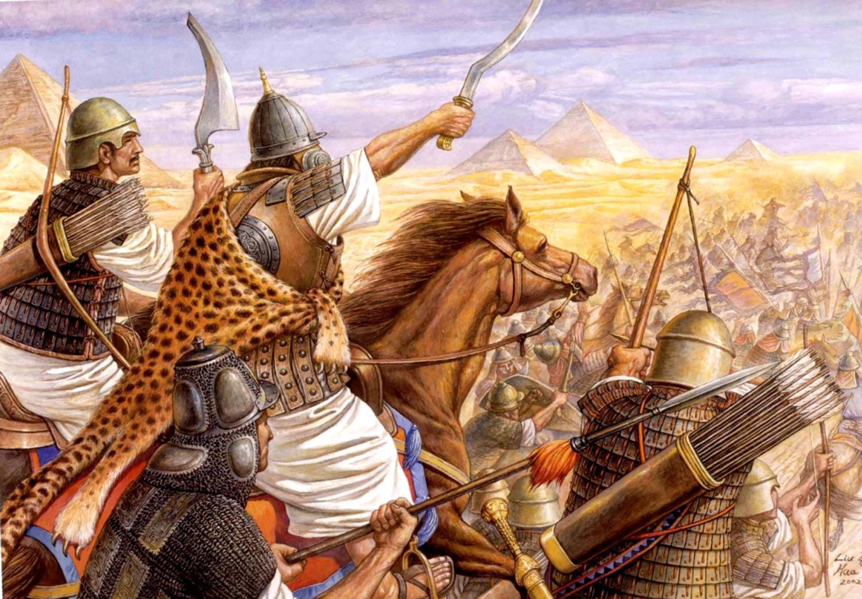 Золотая Орда и Египет
