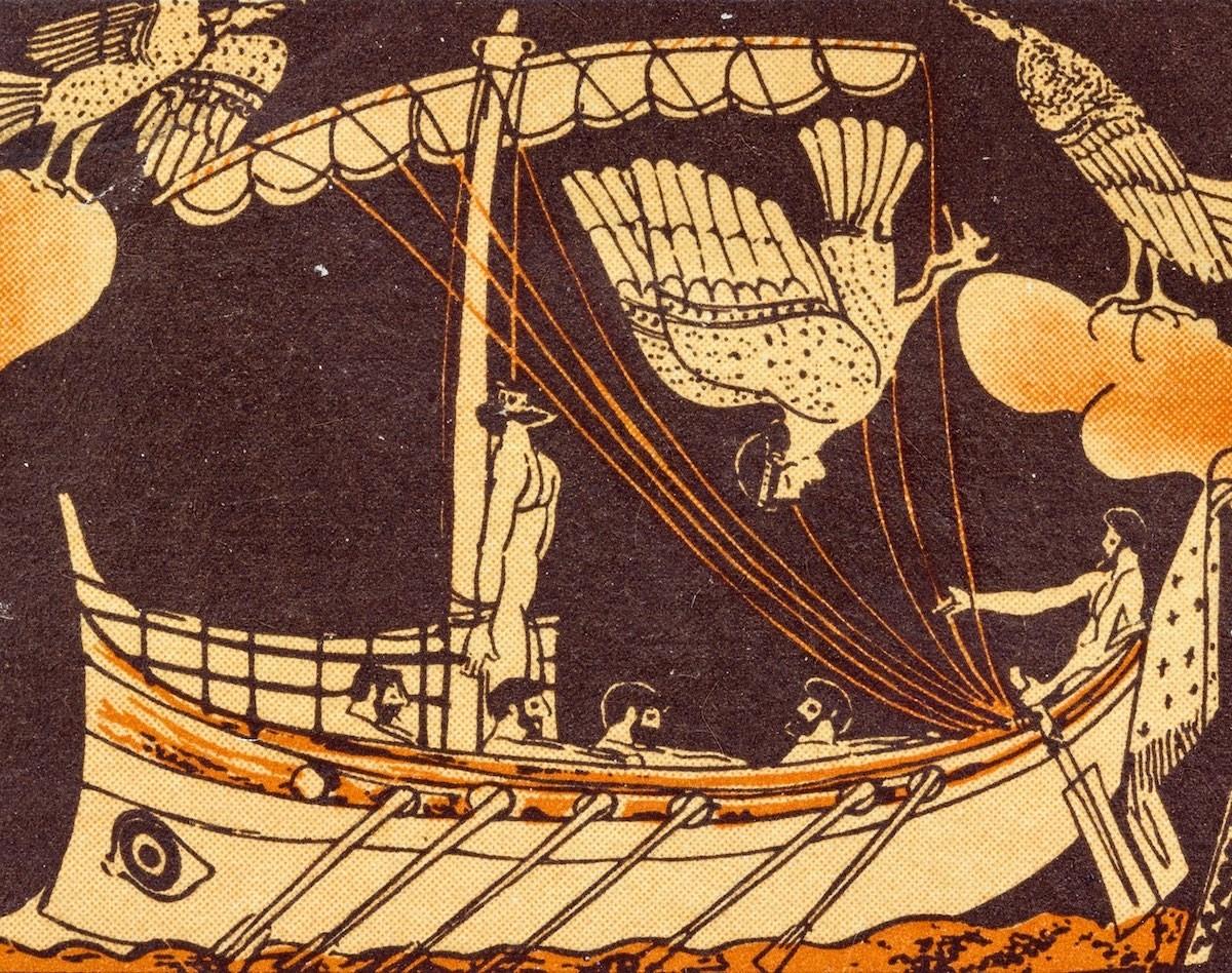 Что видел мореплаватель