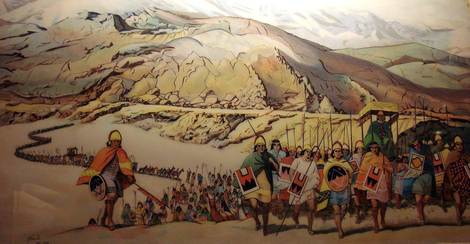 Армия инков