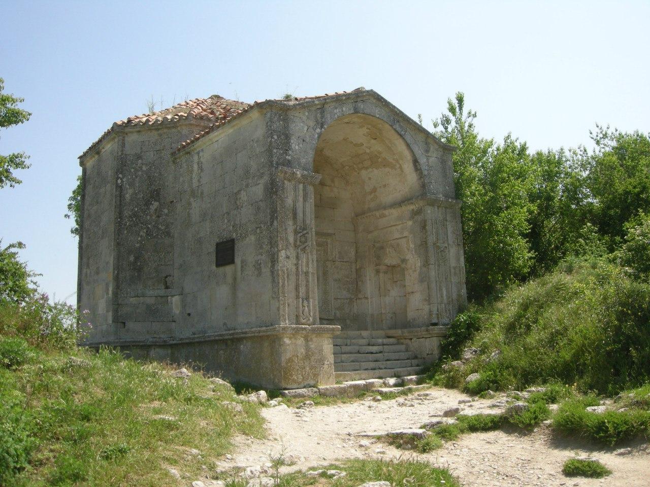 Тохтамыш хан в Крыму