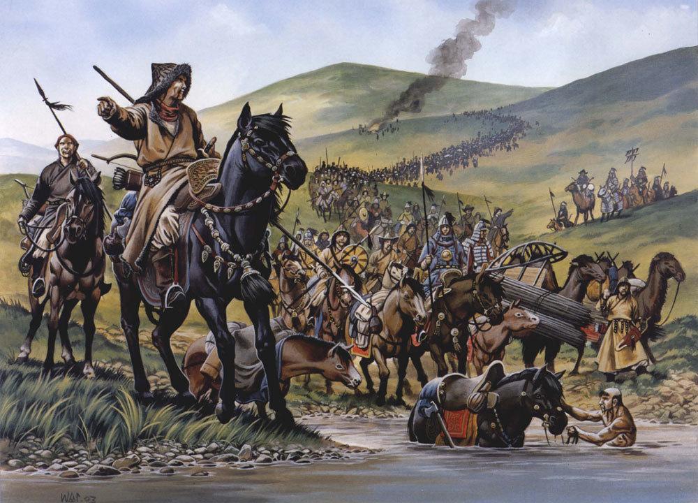 Барака сеид и роль духовенства в битве